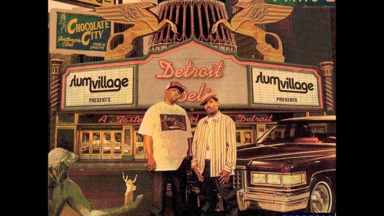 Selfish - Slum Village Ft. John Legend and Kanye West