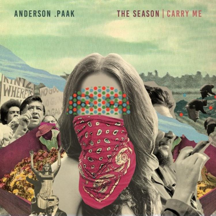 The Season | Carry Me - Anderson .Paak